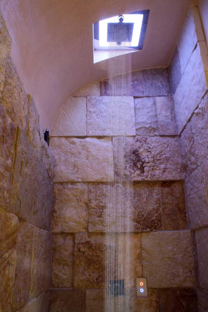 Produzione docce emozionali per casa e centri benessere - Doccia con led ...