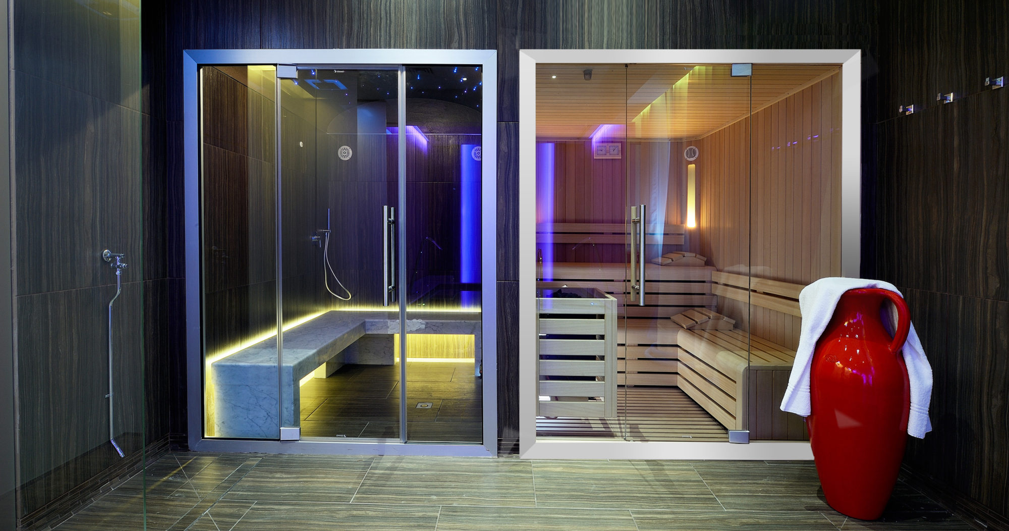 Production and sales of Traditional Steam Baths - Stenal