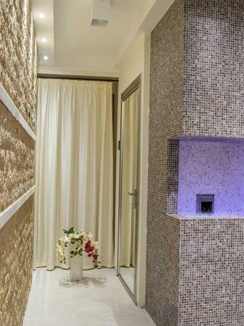 Ghiaccio Con Mosaico Spa