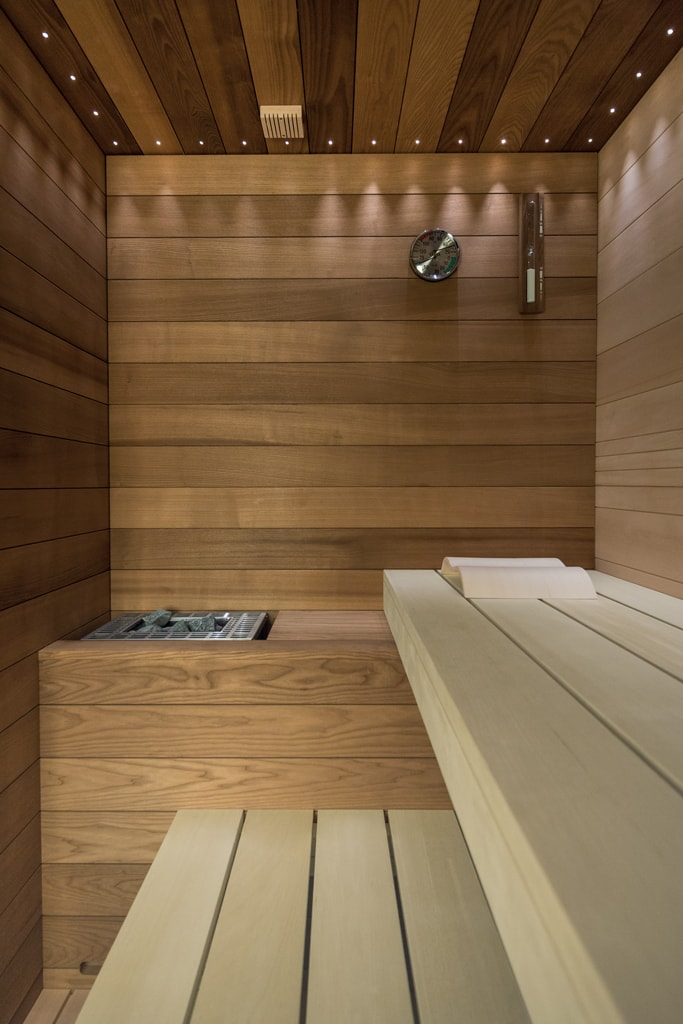 Sauna In The Home 17 Outstanding Ideas That Everyone Need: Sauna Finlandese In Legno
