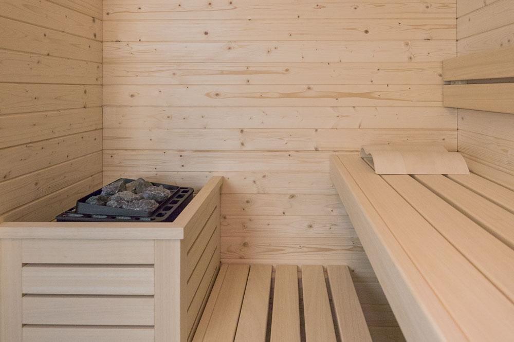 Costruire una sauna da soli il passo pi importante prima for Costruire una sauna