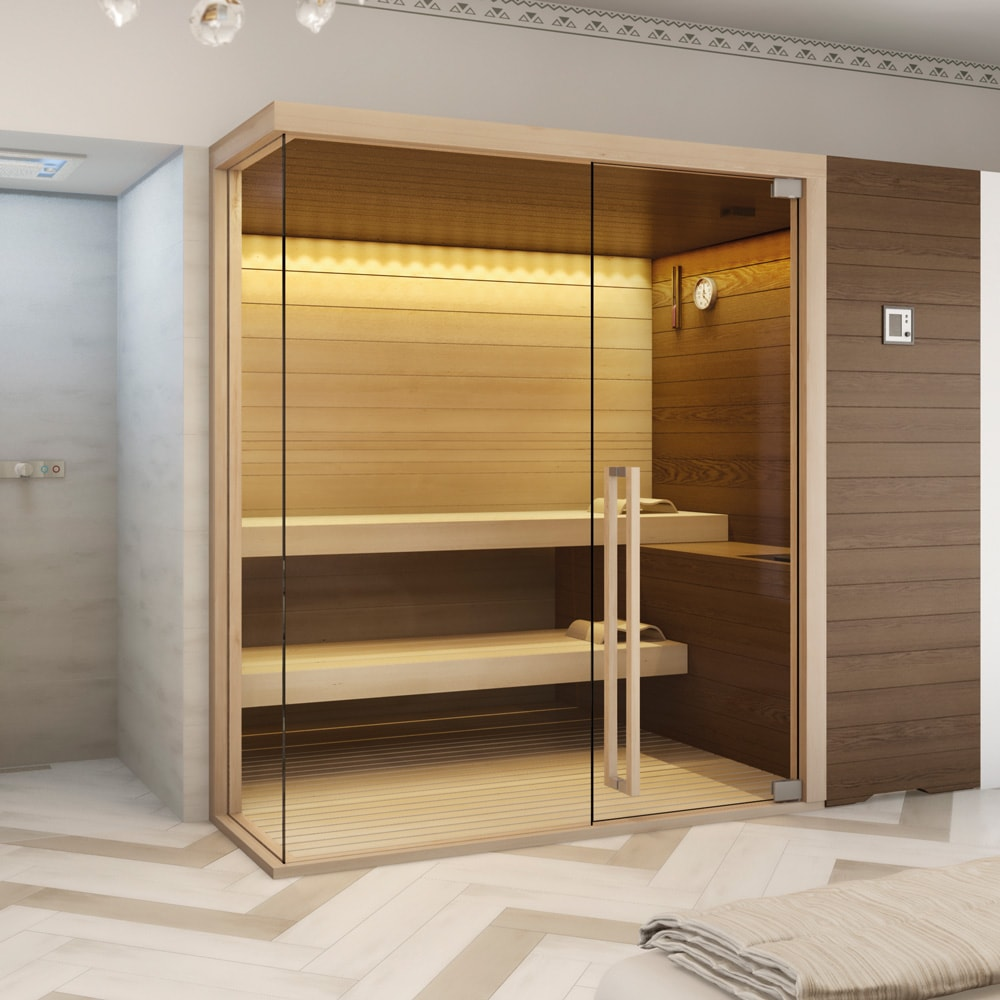 Great evolution with costo sauna per casa for Costo per costruire una sauna