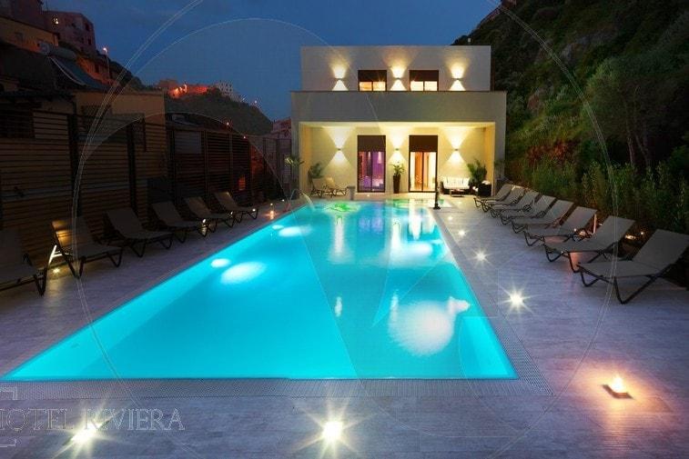 Hotel Riviera Sassari Esterno