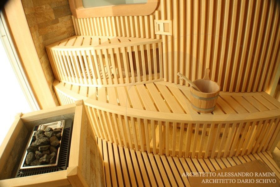 Villa Privata Sauna5
