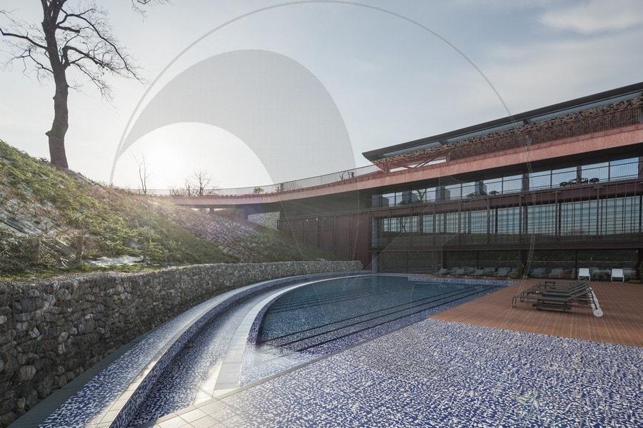 VillaVerde Resort Esterno