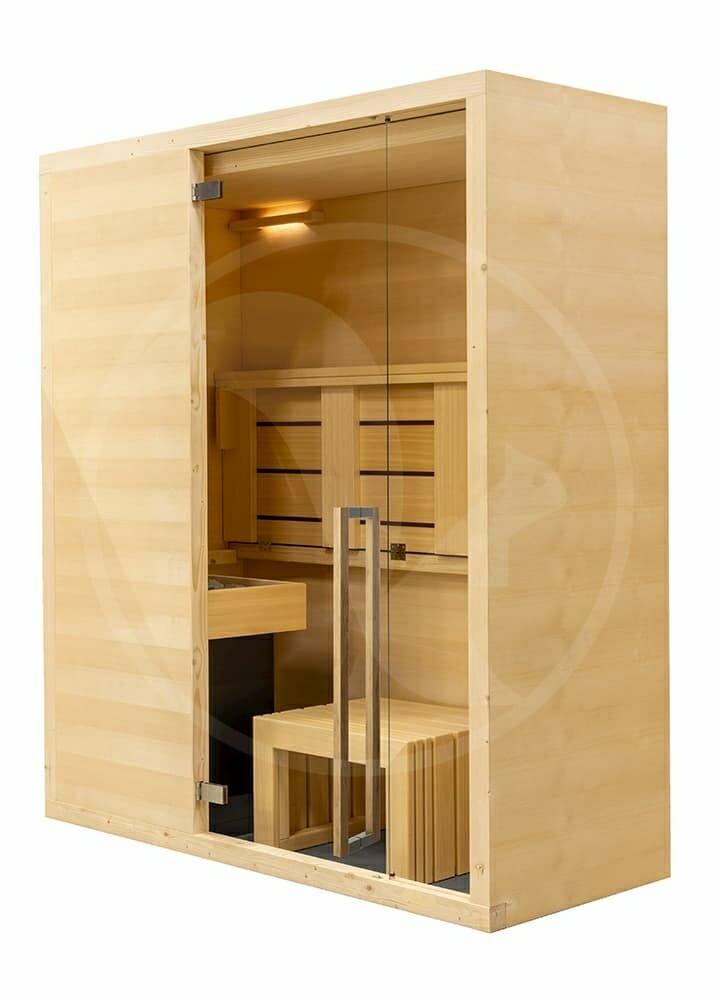 Sauna Family estensibile chiusa