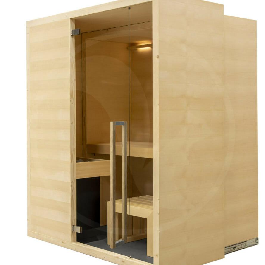 Extensible Family sauna